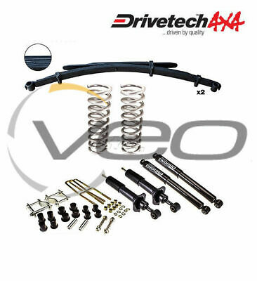 AU1200 • Buy Nissan Navara D40 12/05-on 4wd Drivetech 4x4 Enduro 2  Lift Kit