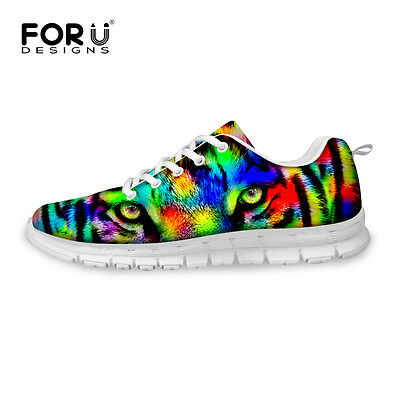 11abfd5d7fc Animal Print Men s Sneakers Running Sports Shoes Breathable Fashion Casual  Shoes • 39.47