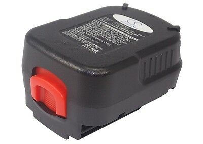 High Quality Battery For Black & Decker BDBN1202 A12 A12EX A12-XJ Premium Cell • 42.80£