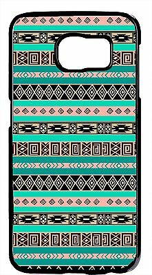 $ CDN20.06 • Buy Aztec Mayan Tribal Retro Vintage Design Case Cover For Samsung Galaxy S6 S7 Edge