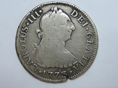 $ CDN48.77 • Buy 1773 Fm Charles Iii 2 Real Mexico Spanish Spain