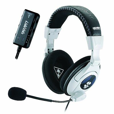 £117.12 • Buy Turtle Beach Call Of Duty Ghosts Ear Force Shadow Limited Edition Gaming Headset