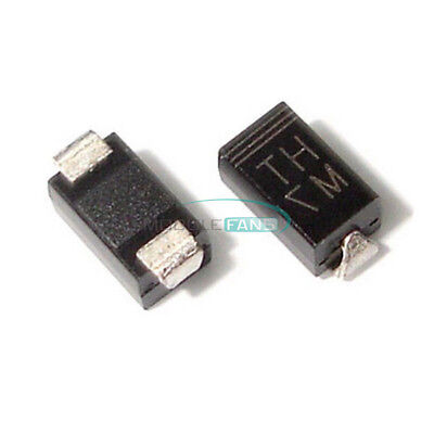 $ CDN1.32 • Buy 100PCS SMD 1N4007 Diode 1A 1000V IN4007 M7 DO-214AC NEW
