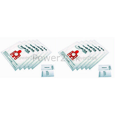 10x FJM Vacuum Cleaner Bags For Miele S4211 S4221 S4260 NEW • 15.30£