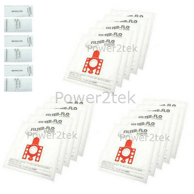 15x FJM Vacuum Cleaner Bags For Miele S4211 S4221 S4260 NEW • 20.94£