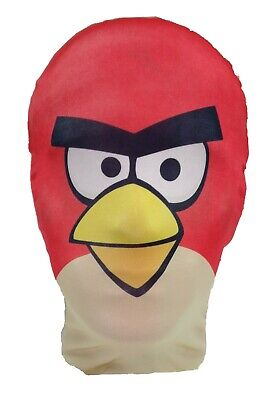 Red Bird Style - Angry Birds Parody - Costume - Fancy Dress - Full Head Mask • 9.99£