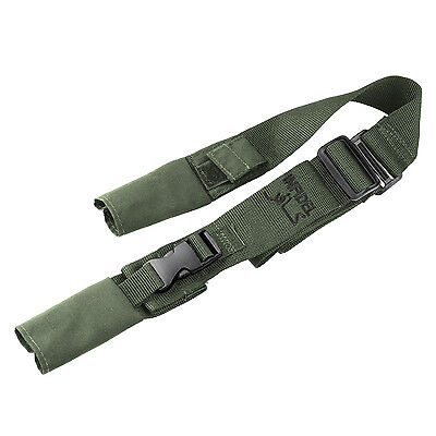 $ CDN29 • Buy 2 Point Adjustable Tactical   INFIDEL   Rifle Sling ( OD Green )