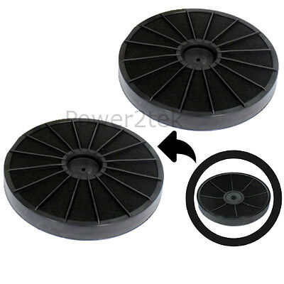 2 X EFF54 Type Carbon Charcoal Filter For Tricity Bendix TBH630X Cooker Hood • 25.93£