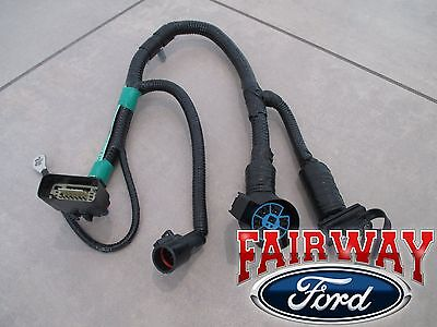 $52.49 • Buy 05 Thru 07 F-150 OEM Genuine Ford 7-Pin Trailer Tow Wiring Harness Connector NEW