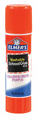 AU41.40 • Buy Glue Elmers Purple School Stic 40g