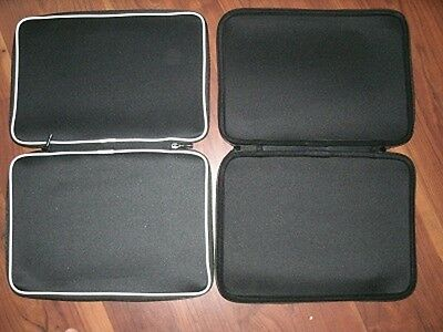 $ CDN199.99 • Buy Wholesale Lot Of 50x Black 13   Neoprene Laptop Case Bag HP Macbook Air Pro Sony