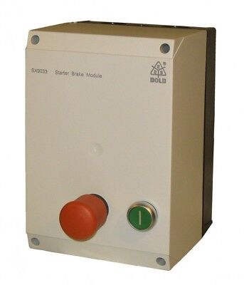 DOLD 4KW DC Injection Motor Brake Relay Unit For Machinery - SX9033 • 491.99£