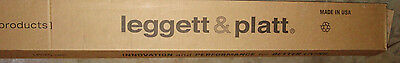 $ CDN158.57 • Buy New Leggett And Platt Bed Frame Adjustable Width Twin,40,full,queen In Box