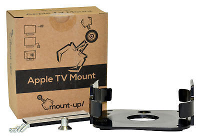 AU11.54 • Buy Apple TV Mount Wall Shelf Mountable Fits 2nd, 3rd, And 4th Generation Models
