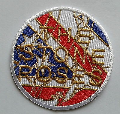 £3.49 • Buy The Stone Roses Sew Or Iron On Patch