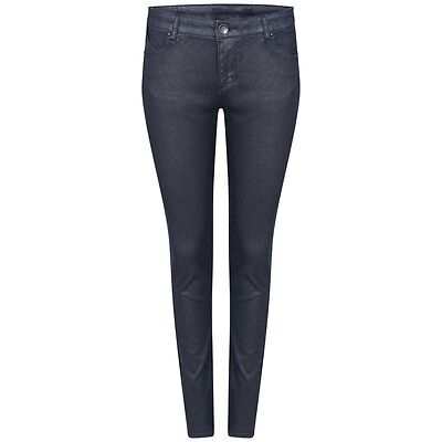 £8.99 • Buy  Womens American Apparel Style Shiny Skinny Disco Trouser  Pants Size 8_14