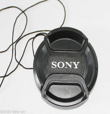 AU9.99 • Buy Sony 49mm Front Lens Cap - Snap-on Lens Cap Front Cover