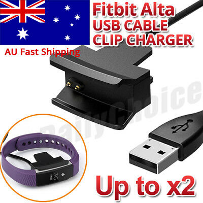 AU6.19 • Buy Replacement Charger USB Cable For FitBit Alta