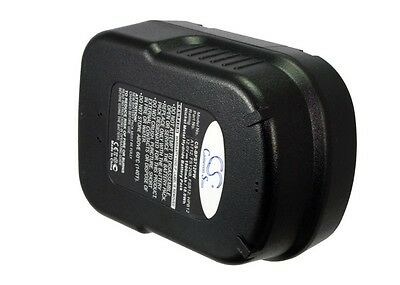 12.0V Battery For Black & Decker EPC126BK EPC12CA EPC12CABK A12 Premium Cell • 34.03£