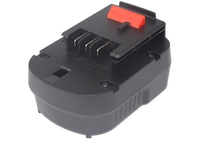12.0V Battery For Black & Decker CD12SFK CDC1200K CDC120AK A12 Premium Cell • 36.26£