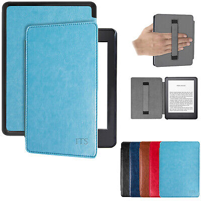 Slim Magnetic Leather Smart Case Cover For All Amazon Kindle Paperwhite 1-8 WiFi • 7.99£