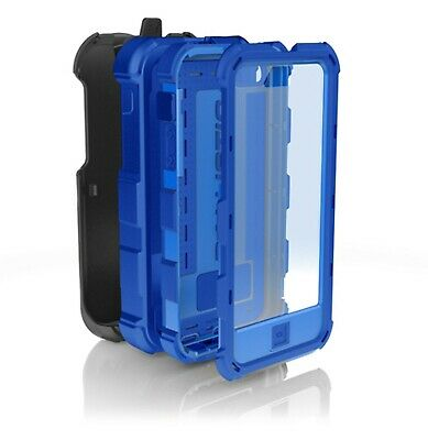 Ballistic Apple IPhone 5 Hardcore Series Case With Holster Belt Clip Cobalt/Navy • 14.27£