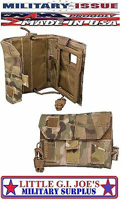 $29.99 • Buy NEW Military Molle Multicam Tactical Wallet,Utility Admin Pouch, Cell Phone Case