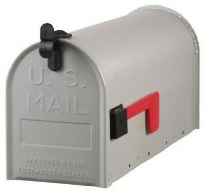 $49.12 • Buy Deluxe No. T1 Rural Mailbox By Solar Group, 3PK