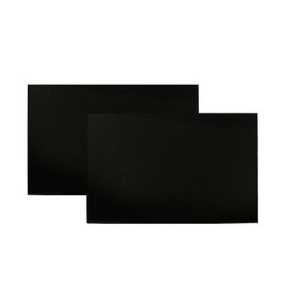 Pickguard Material Blank Sheet for Guitar Bass Parts 3 Ply Black Pearl 43X29cm
