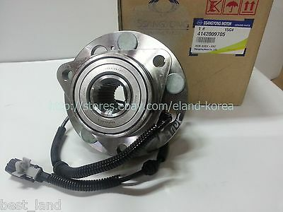 AU482.34 • Buy Genuine Front Hub Assy For Ssangyong REXTON, KYRON +D27+AWD 06~  #4142009705