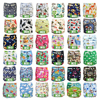 AU165 • Buy Reusable Baby Cloth Nappies Diapers MCNs & Inserts Liners My Little Ripple Bulk