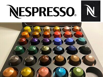 Nespresso Coffee Capsules Pods  Original & Vertuo All Flavours Any Quantity  • 18.99£