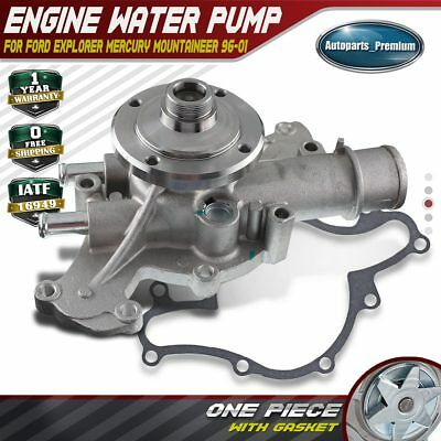 $29.99 • Buy Engine Water Pump For Ford Explorer 1996-2001 Mountaineer V8 5.0L OHV 1251960