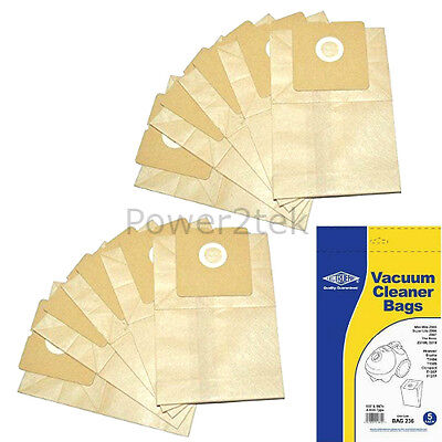 £9.64 • Buy 10 X E67, E67n, H55 Dust Bags For Vax MOJO MOJO3 V077 Vacuum Cleaner