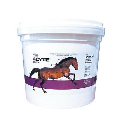 AU1118.95 • Buy 4CYTE Equine 3.5kg For Sore Joints And Arthritis In Horses