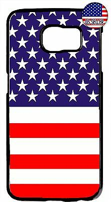$ CDN18.26 • Buy New Case Cover For Samsung Galaxy S8 S9 Plus S7 Note 9 8 5 USA American Flag