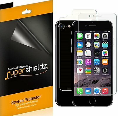 AU9 • Buy 6x Supershieldz Front + Back Full Body Clear Screen Protector For IPhone 7