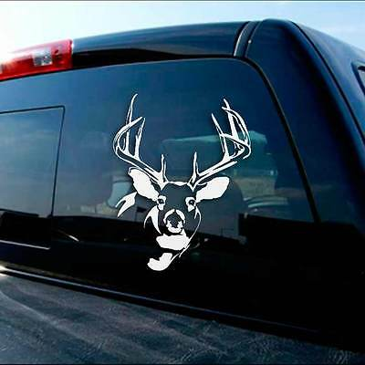 $12.99 • Buy Whitetail Deer Decal Archery Bow Hunter Sticker For Hoyt Mathews PSE