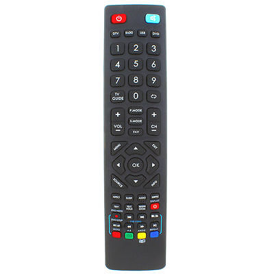£6.90 • Buy Replacement Remote Control For Alba 22/207DVD / 24-207DVD HD LED TV