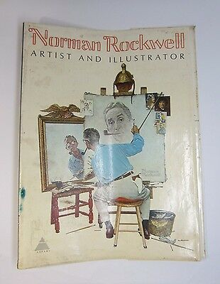$ CDN38.89 • Buy Norman Rockwell Artist And Illustrator Book By: Thomas S. Buechner 1970