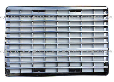 $199 • Buy Mack CH Grille Chrome Without Bug Net (Fit: Mack CH600 CL600 CH612 CL700 CH613)