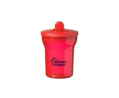 Tommee Tippee Free Flow First Beaker Red • 6.18£