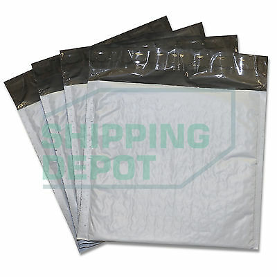 $9.90 • Buy 1-3,000 Poly Bubble Mailers #0000 #000 #00 #0 #DVD #CD #1 #2 #3 #4 #5 #6 #7