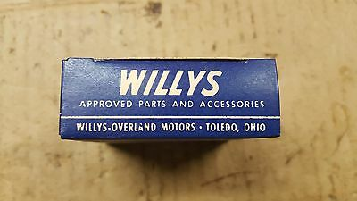 $24.50 • Buy Jeep Willys M38 M38A1 Fuel Vacuum Pump Spacer NOS WO-800361 G740 G758
