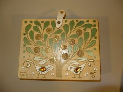 $50 • Buy Money Tree I * Original Box Bag Purse By Enid Collins Of Texas * AS IS