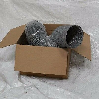 8  Flex Duct /Flex Hose For Welding Fume Extraction  Price Per Foot • 10.75$