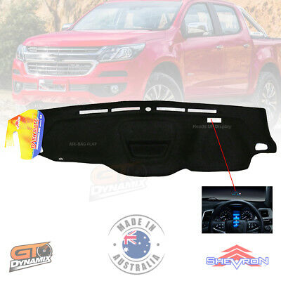 AU69.95 • Buy DASH MAT HOLDEN COLORADO RG MY17 LS-LT- LTZ- Z71 Aug/2016-19 HUD Black DM1443D