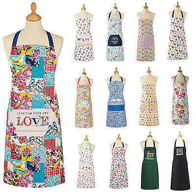 Aprons Chefs Kitchen Vintage Novelty For Cooking Funny Mens Ladies Womens BBQ • 7.99£