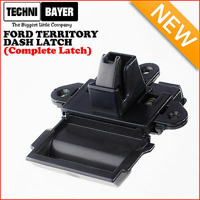 AU29.99 • Buy Ford Territory Top Dash Lid Compartment Latch Clip Broken Fix For Ghia/SY/SX/TX
