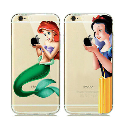 Fundas Iphone 6s Plus Silicona Disney ▷ 1.7€ DealSan